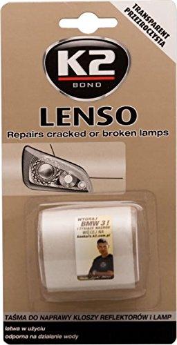 K2 TRANSPARENTES LENSO - Band reparieren Für Lampen