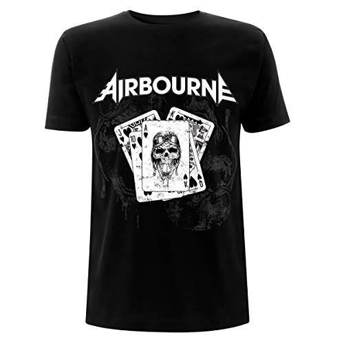 Beats & More Airbourne – Playing Cards (unisex) Nero XL