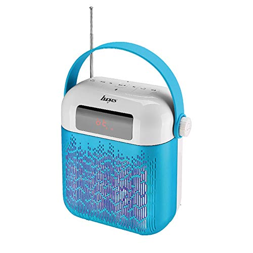 NCBH Draadloze draagbare bluetooth-luidspreker, vierkant, draagbare luidspreker, lantaarn, groot volume, ondersteuning, TF-kaart, FM-radio, microfoon interface
