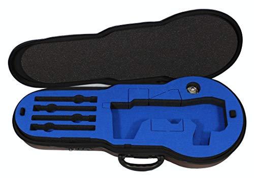 Peak Case Kel-Tec Sub-2000 Multi-Gun Violin Case