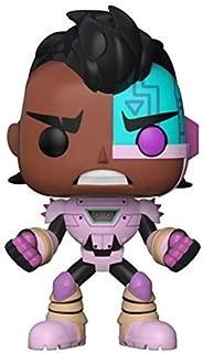 Funko POP TV: Teen Titans GO! The Night Begins to Shine - Cyborg Collectible Figure
