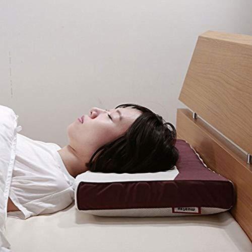 昭和西川『ムアツまくらMP805050×35cmベージュ』