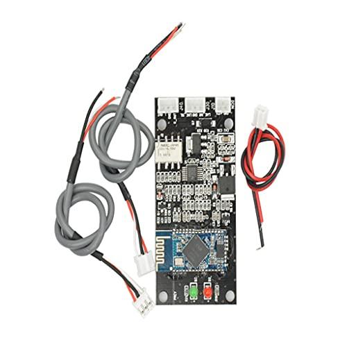 NIZYH Placa receptora Bluetooth 4.2 Csr8645 Amplificadores Módulo Bluetooth Amplificador de Audio Aptx sin pérdidas DIY
