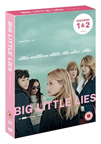 Big Little Lies: Seasons 1-2 [DVD] [2017] [2019]