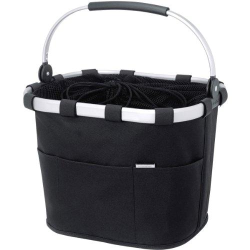 reisenthel bikebasket plus 35 x 29 x 28 cm/12 l / black