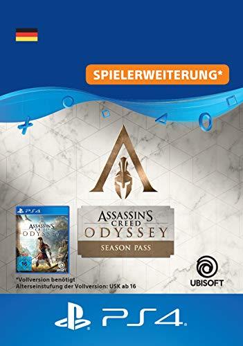 Assassin's Creed Odyssey – Season-Pass - Season Pass Edition | PS4 Download Code - deutsches Konto