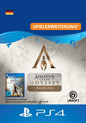 Assassin's Creed Odyssey – Season-Pass - Season Pass Edition | PS4 Download Code - deutsches Konto