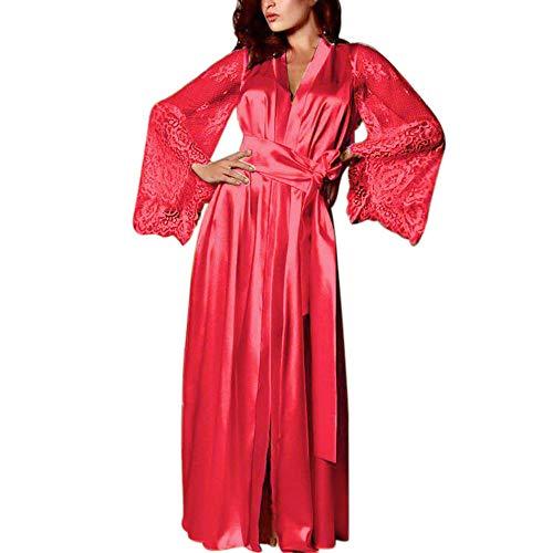 ランジェリー 大きいサイズ Zoiearl おしゃれ ルームウェア レディース ナイトドレス セット ロング/膝丈 ナイトガウン tバック 過激 シルク 大きいサイズ s-3l 人気 ナイトウェア レース 下着 女性 寝間着 パジャマ ブラジャーの画像