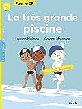 La très grande piscine (Milan poussin) (French Edition)