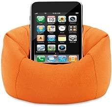 Sattva Bean Bag Mobile Holder Orange Colour Series