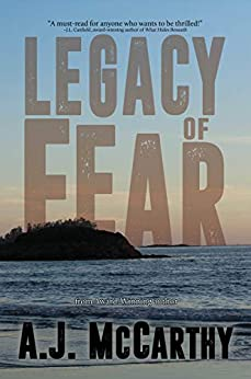 Book cover image for Legacy of Fear