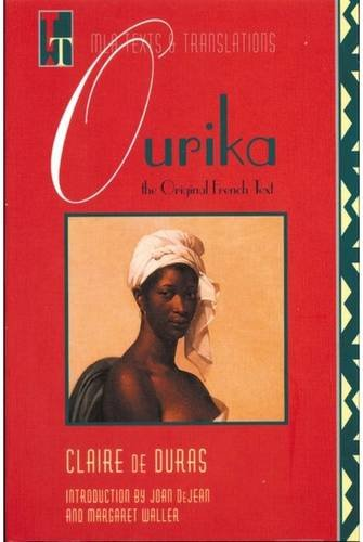Ourika: The Original French Text (Texts and Translations) (French Edition)