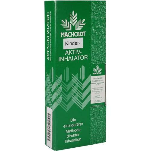 MACHOLDT Aktiv Kinder-Inhalator+1 Eukalyptusöl 1 St
