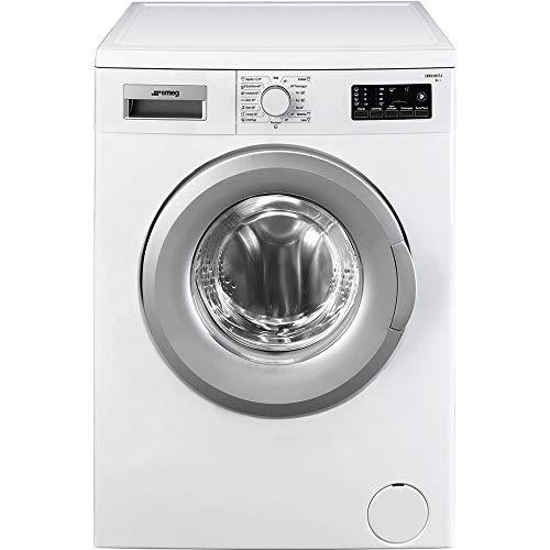 Smeg LBW510CIT-2 lavatrice Libera installazione Caricamento frontale Bianco 5 kg 1000 Giri min A++