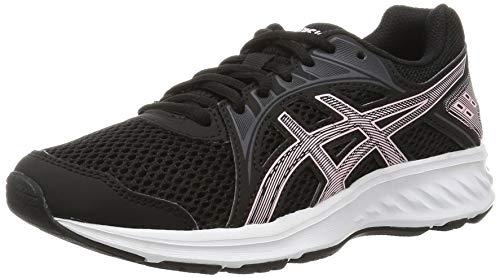 Asics JOLT 2, Running Shoe Mujer, Negro, 37.5 EU