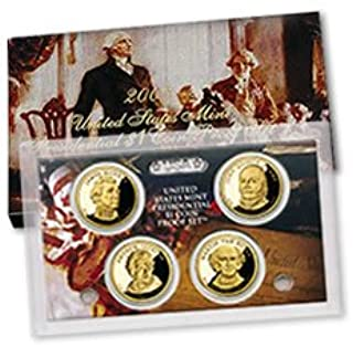 2008 S US MINT Presidential Proof Set Comes in original Packaging From the US Mint Proof