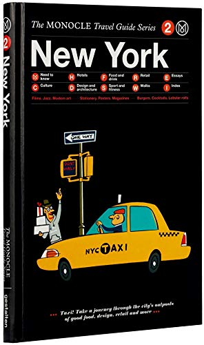 New York: Monocle Travel Guide (Monocle Travel Guides)