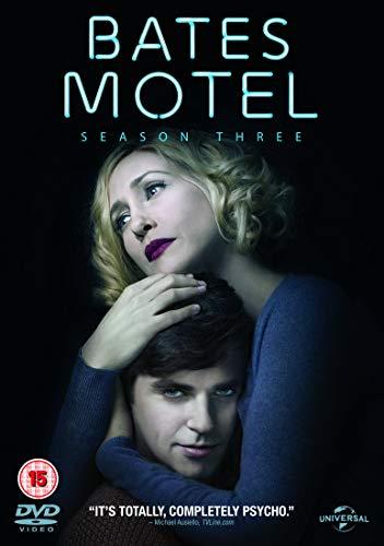 Bates Motel:Season 3 [DVD-AUDIO]