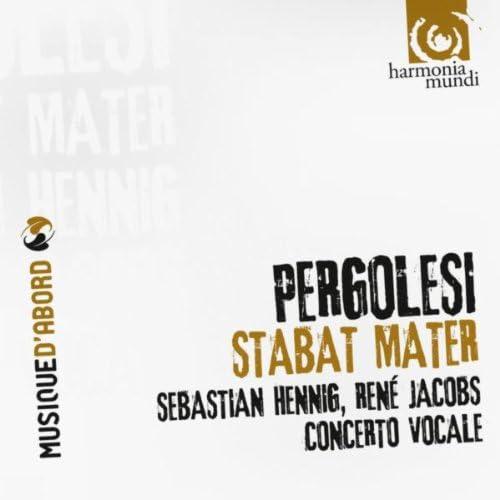 Rene Jacobs, Concerto Vocale & Sebastian Hennig