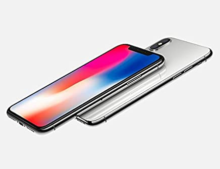 iPhone X 256 gb Plata Sellado y Liberado Entrega Inmediata