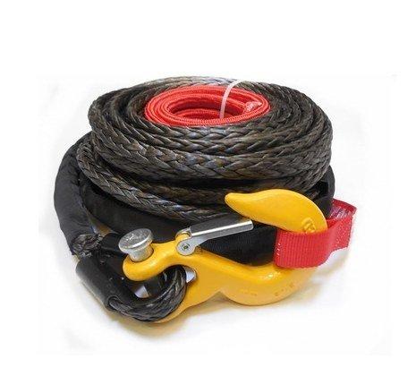 Gowe 15T * 23m, schwere Seilwinde-Seil Float auf Wasser ATV UTV Anhängerkupplung Trailer Kabel Seil Lifting Sling