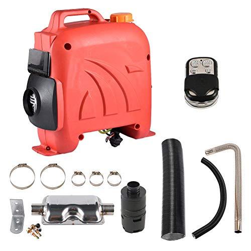 Schildeng 12V 8000W Diesel Standheizung Luftheizung Air Diesel LCD-Anzeige Für LKW, Boot, Autoanhänger, Wohnmobile, Tourenwagen, Wohnmobile, Wohnwagen