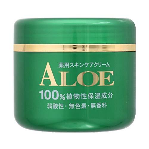 JUN COSMETIC(ジュン・コスメティック) アロエ薬用 スキンケアクリーム