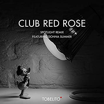 Club Red Rose Spotlight