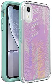 GSA Life-Proof SLAM Case for iPhone XR Retail Packaging Palm Daze