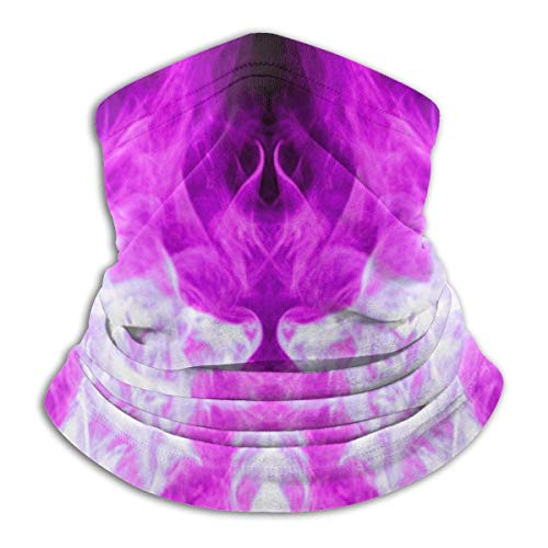 NA Fantaisie Imprimer Vêtements T-Shirts Sweatshirts Coloré Unisexe Hiver Polaire Neck Warmer Guêtres Hairband Cold Weather Tube Face Cover Thermal Neck Scarf Outdoor UV Protection Party Cover
