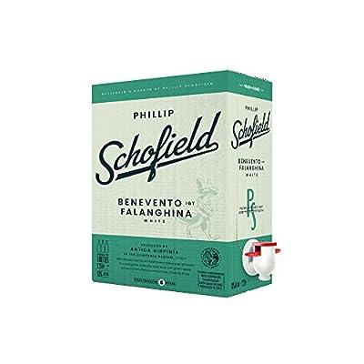 Phillip Schofield Benevento IGT Falanghina   Italian White Wine   Bag in Box   2.25L = 3 bottles