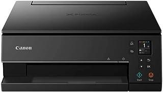 Canon PIXMA TS6350 Kleureninkjet-multifunctioneel apparaat (afdrukken, scannen, kopiëren, 3 cm LCD-scherm, WLAN, Print Ap...