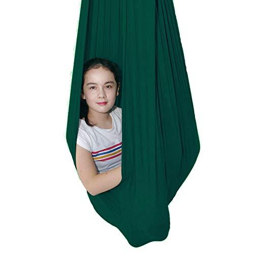 LHHL Color: verde oscuro, tamaño: 100 x 280 cm