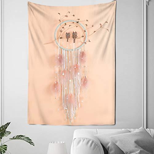 N/A Impresión 3D tapices Gran sueño nórdico Colgante de Pared Mandala decoración de la Pared de la Granja decoración de Interiores de carillón de Viento Bohemio único Regalo de Arte casero de Moda