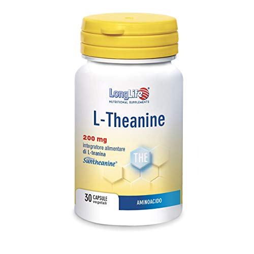 LongLife L-Theanine 200Mg - 21 g