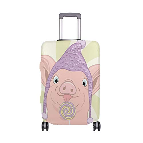 Buy Discount SUABO Travel Luggage Cover Suitcase Protector Dustproof Luggage Cover Fits 18 to 32 Inc...