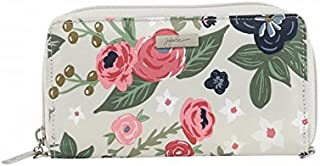 Ju-Ju-Be Be Spendy Wallet, Classic Collection, Rosy Posy