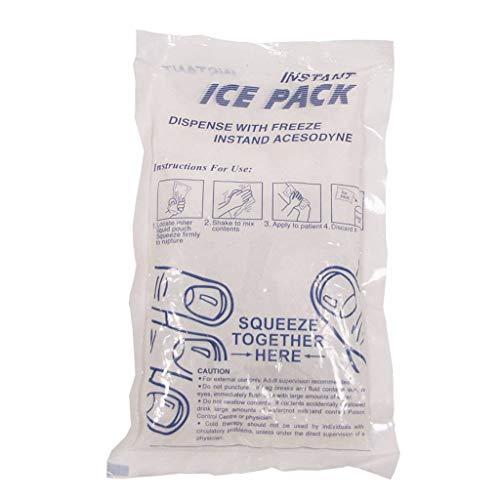 ice pack 100 g, usage unique