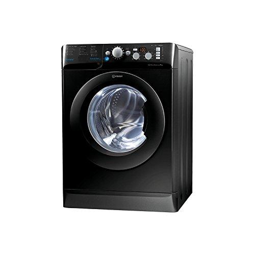 Indesit BWE71452KUKN 7kg 1400rpm Freestanding Washing Machine - Black