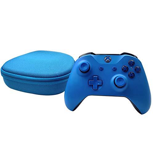 Sxgyubt EVA Gamepad Box Konsole Tragetasche Schutzhülle für Xbox One/Slim/X Nintend Switch Pro Controller Aufbewahrungstasche Reisetasche, blau, One size