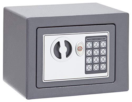 Domus HE/0 - A Safe Mobile Electrónica, Gris Oscuro
