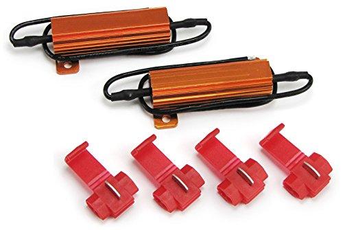 Tenzo-R 33721 Canbus Widerstand gegen Fehlermeldung für LED Leuchtmittel 12v 50w Paar