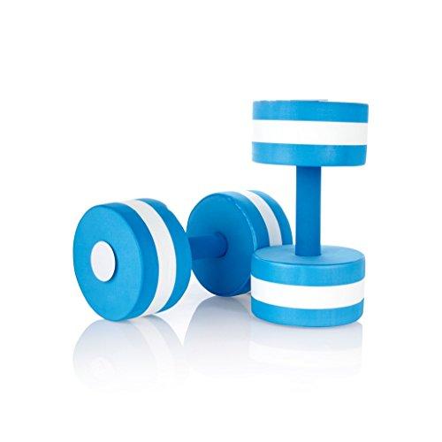 Speedo Unisex-Erwachsene Aqua Dumbell, Blau, Einheitsgröße