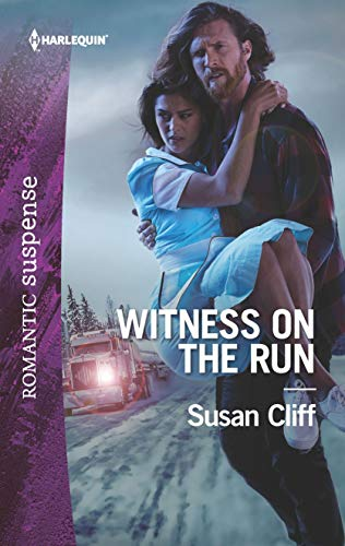 Best Romance Books 2021 Witness on the Run (Harlequin Romantic Suspense Book 2021