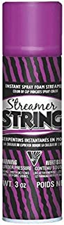 Purple Streamer String 3oz, Party Favor