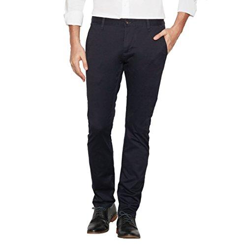 Dockers Alpha Original Khaki Skinny-Lite Pantalones, Azul (Pembroke Blue), 29W / 30L para Hombre