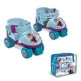 Mondo Toys - pattini a rotelle regolabili Forzen Disney per bambini - Taglia dal 22 al 29 ...