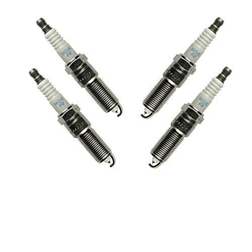 NGK Laser Platinum Spark Plug PFR7S8EG (4 Pack) for AUDI Q5 HYBRID PRESTIGE 2013-2016 2.0L/1984cc