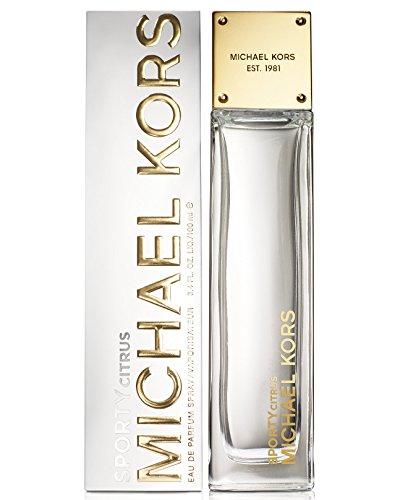 Michael Kors Sporty Citrus Eau de Parfum Spray for Women, 3.4 Ounce
