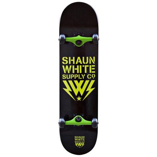 Shaun White Supply Co. Shaun White Core Grün komplett Skateboard